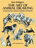 Art of Animal Drawing Construction, Action Analysis, Caricature