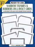Ready-To-Use Narrow Frames and Borders on Layout Grids