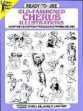 Ready-To-Use Old-Fashioned Cherub Illustrations 363 Different Copyright-Free Designs Printed...