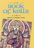 6 Book of Kells Postcards