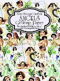 Angels Giftwrap Paper/2 Sheets and Matching Gift Cards