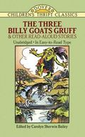 Three Billy Goats Gruff and Other Read-Aloud Stories