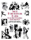 864 Humorous Cuts from the Twenties and Thirties