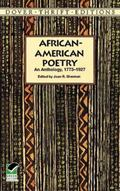 African-American Poetry An Anthology  1773-1927