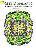 Celtic Animals Iron-On Transfer Patterns