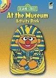 Sesame Street At the Museum Activity Book (English and English Edition)