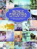 Monet Paintings Giftwrap Paper