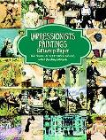 Impressionists Paintings Giftwrap Paper
