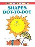 Shapes Dot-To-Dot