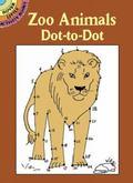 Zoo Animals Dot-To-Dot