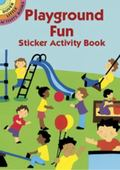 Playground Fun Sticker Activity Book
