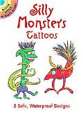 Silly Monsters Tattoos