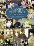 Manet Paintings Giftwrap Paper