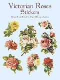 Victorian Roses Stickers