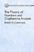 Theory Of Numbers And Diophantine Analysis Two Volumes Bound As One