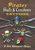 Pirates Skulls and Crossbones Tattoos