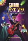 Guitar Rock Star Sticker Activity Book