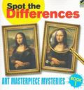 Spot the Differences: Art Masterpiece Mysteries Book 1