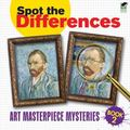 Spot the Differences: Art Masterpiece Mysteries  Book 2