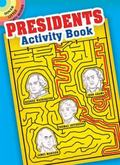 Presidents Activity Book (Dover Little Activity Books)