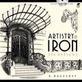 Artistry in Iron: 183 Designs  (includes CD-ROM) (Pictorial Archive Series)