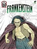 Color Your Own Graphic Novel  FRANKENSTEIN