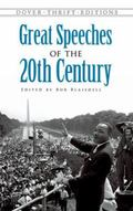 Great Speeches of the Twentieth  Century (Thrift Edition)