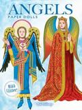Angels Paper Dolls : With Glitter!