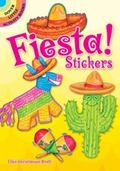 Fiesta! Stickers (English and English Edition)
