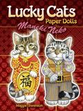 Lucky Cats Paper Dolls : Maneki Neko