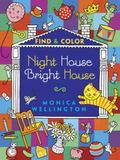 Night House Bright House Find and Color