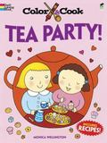 Color and Cook TEA PARTY!