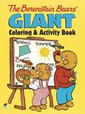 Berenstain Bears Giant Coloring and Activity Book