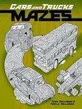 Cars and Trucks Mazes
