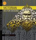 Victorian Vector Designs (Dover Pictura Book & CD Rom)
