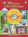 Merry Christmas CD-ROM and Book