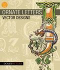 Ornate Letters and Initials Vector Designs