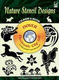 Nature Stencil Designs