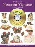 Full-Color Victorian Vignettes