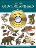 Full-Color Old-Time Animals