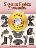 Victorian Fashion Accessories CD-ROM & Book