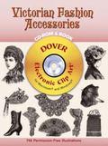 Victorian Fashion Accessories CD-ROM & Book