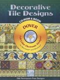 Decorative Tile Designs Full Color Electronic Designs For Macintosh and Windows