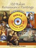 120 Italian Renaissance Paintings [Electronic Clip Art Series]