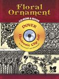 Floral Ornament CD-ROM and Book