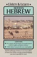 Listen & Learn Modern Hebrew