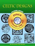 Celtic Designs 96 Different Copyright-Free Designs