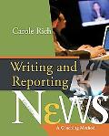 Writing And Reporting News A Coaching Method
