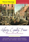 Liberty, Equality, Power: A History of the American People to 1877, Compact