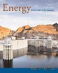 Energy With Infotrac Its Use And the Environment